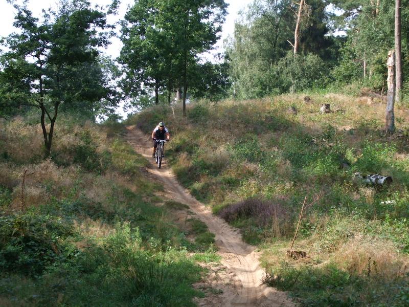 Mountainbiken in Montferland