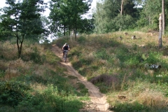 Mountainbiken in Montferland